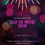 Keep on movin' show 2018 Myllesweerd Mill